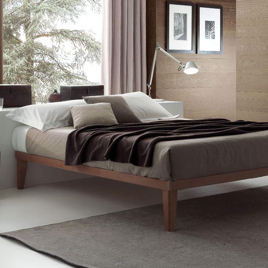 Sommier legno ergogreen dormiflex torino for Poltrone relax in legno