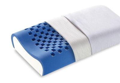 Cuscino Dream Memeory Blue Maxi Cervicale